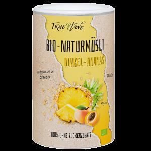 Bio-Dinkel-Ananas-Müsli 450g
