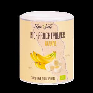 Bio-Fruchtpulver Banane