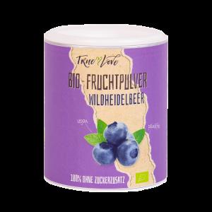 Bio-Fruchtpulver Wildheidelbeer
