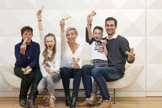 Familie Dobetsberger Gregor Hartl