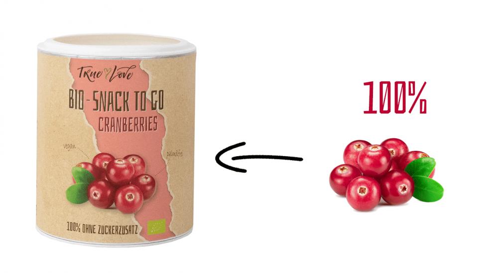 Snack-to-go-Cranberries