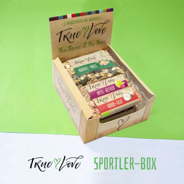 Sportler Box - Homepage